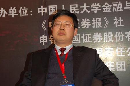 图文:中国人民大学商法研究所所长刘俊海教授