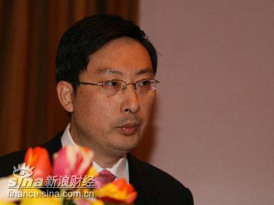 图文:中信证券研究部执行总经理马青