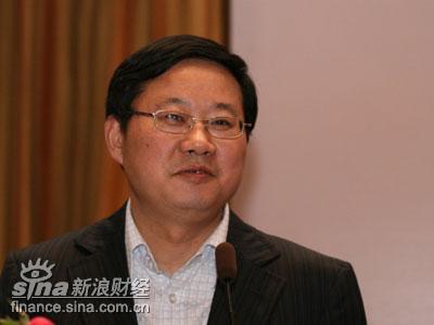 图文:国元证券副总裁陈平
