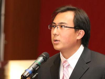 图文:中国嘉德市场部经理