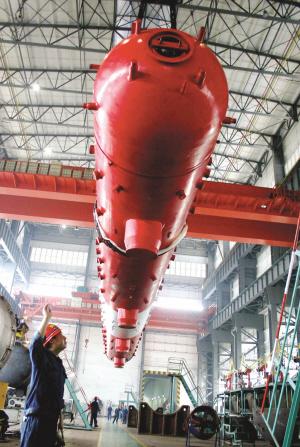 公司整体上市后,将整合供应锅炉,汽轮机及发电机三大核心发电设备;在