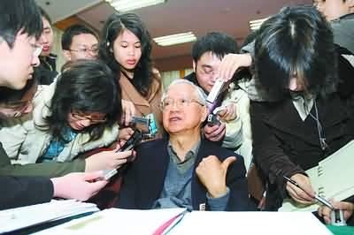 吴敬琏:我六年没研究股市了