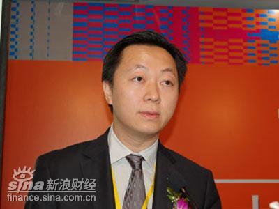 图文:21世纪报系总经理陈东阳