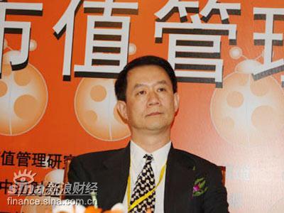 图文:英国施罗德公司中国总裁高潮生