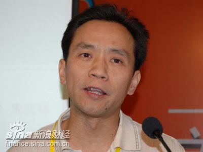 图文:清华大学中国金融研究中心教授朱武祥