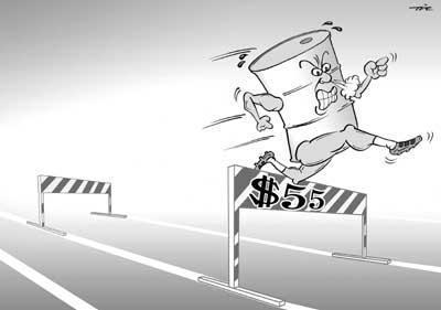 高油价对中国股市不利美元可能继续贬值