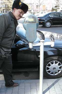 维权出击3・15停车篇--停车多少收费不明不白