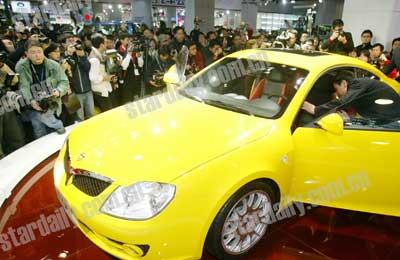 北京多家汽车市场了解到,刚刚迈入12月门槛的北京车市已经有高清图片