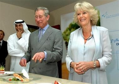 英王储查尔斯呼吁禁售麦当劳快餐实现健康饮食