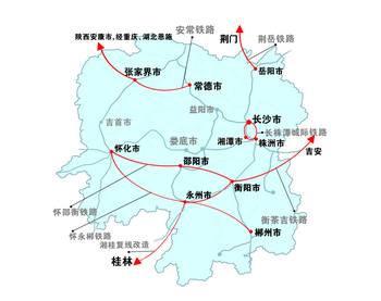 湖南高铁线路图-西安城际铁路规划图片大全 关中城市群城际铁路网规划