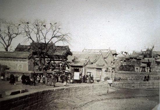 英国旅行摄影家约翰·汤姆森珍藏的旧中国老照片