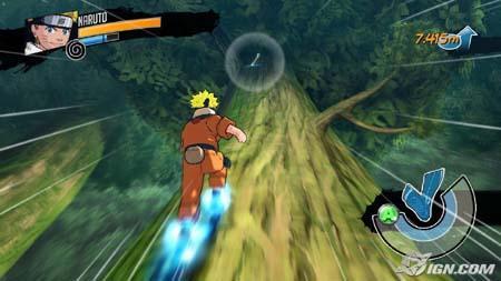 火影忍者/游戏收录卡通动画最初80集的故事剧情,并加入部分原创内容