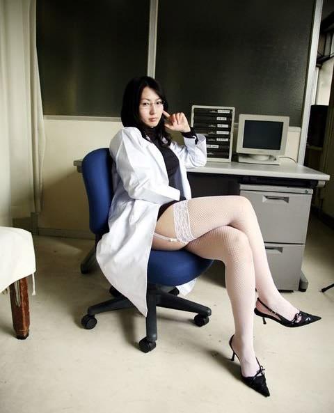白丝护士_
