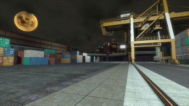 日式游戏 幻象都市 科幻风格CG场景赏 3图片