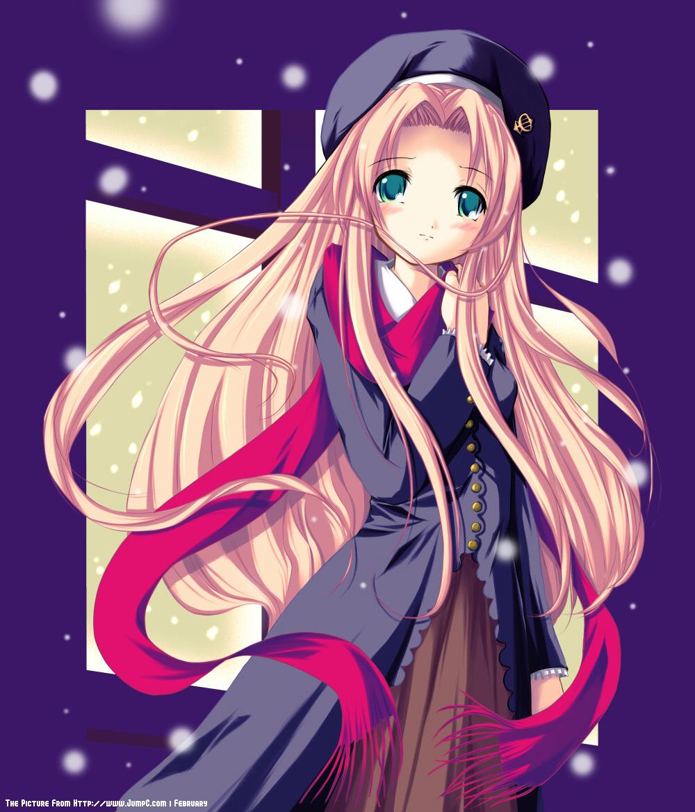 可爱卡通动漫女生图片 - www.smtuw.com