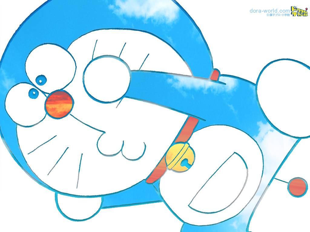 最受欢迎的猫 哆啦A梦卡通壁纸 10图片
