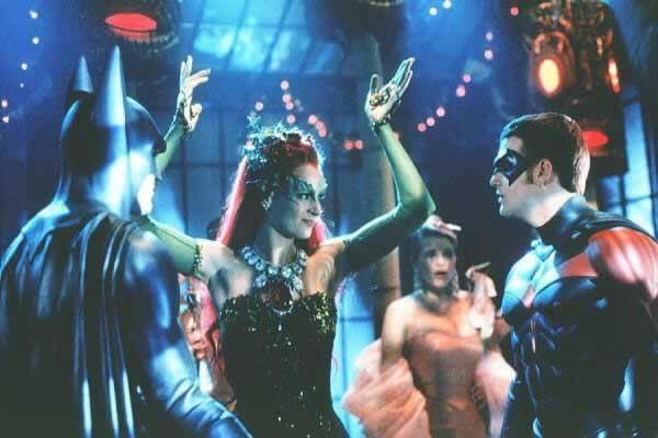 电影《蝙蝠侠与罗宾》海报欣赏(10)