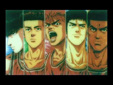 井上雄彦 篮球之神 图