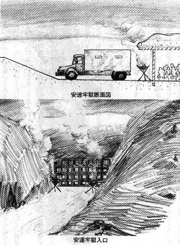 侵华日军人体实验_图文:专家首次发现侵华日军进行野外人体实验的最直接