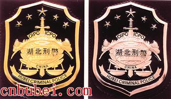 专用徽章亮相 盾牌形状带防伪标志