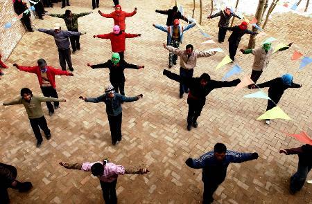 山村里的 歌舞团 1