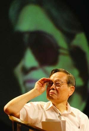杨振宁首次公开家庭电影并讲述初恋故事(图)