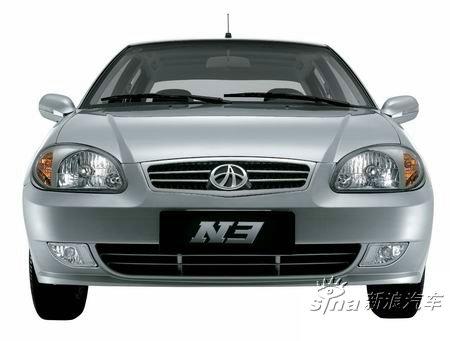 天津一汽夏利将有一款新车上市 名为N3高清图片