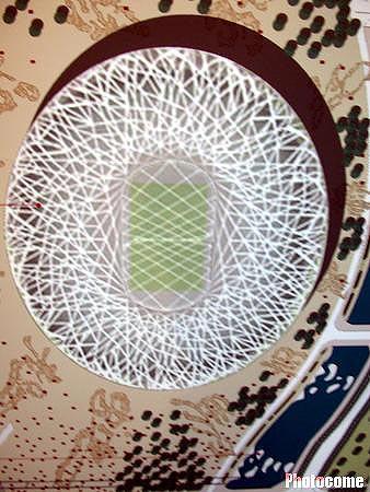 北京启动奥运游计划鸟巢等工地将成旅游景点