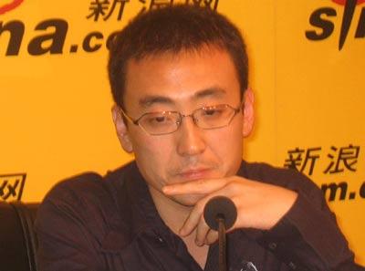 凤凰卫视著名主持人窦文涛作客新浪聊天(实录)