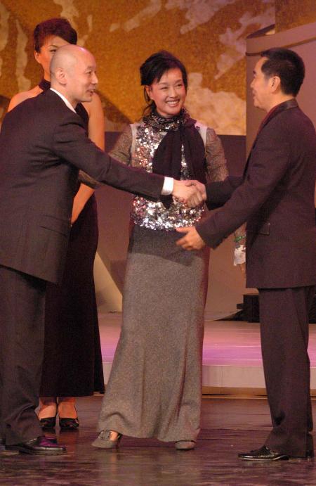 图文:第27届大众电影百花奖、第24届中国电影