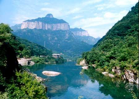 图文:秀色山水