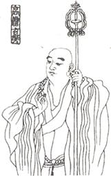 中州名人:唐代高僧玄奘(图)