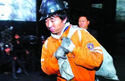 获救矿工讲述逃生过程8分钟才爬到几米远井口