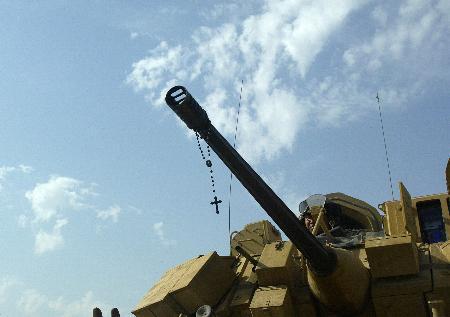 图文:美军7次轰炸费卢杰摧毁反美武装防御工事