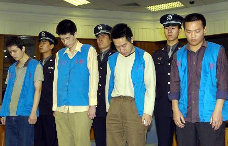 中国网络贩黄第一案揭秘:发财梦断送四青年前程
