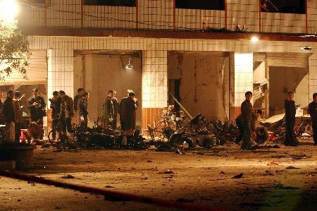 重庆铜梁茶馆发生爆炸已有12人死亡24人受伤