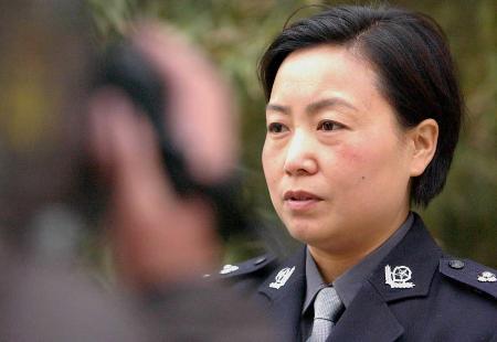 感动中国-04年度人物评选之任长霞:警魂不朽