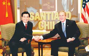 我国成为APEC焦点受关注程度比以前更高(图)