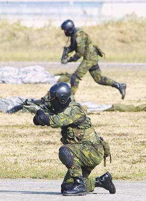 台军研究央视军事片寻求反制解放军斩首战之道
