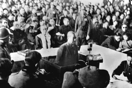 图文:南京大屠杀67周年祭(9)