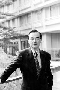 专访我驻日大使王毅:中日关系处于历史性转折期