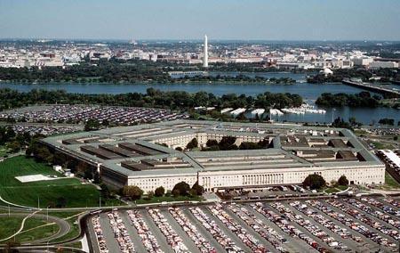 中国记者采访五角大楼中美军方将进行政策对话