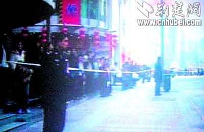 """川鄂警察联手在十堰生擒""""爆炸勒索案""""凶徒(组图)"""