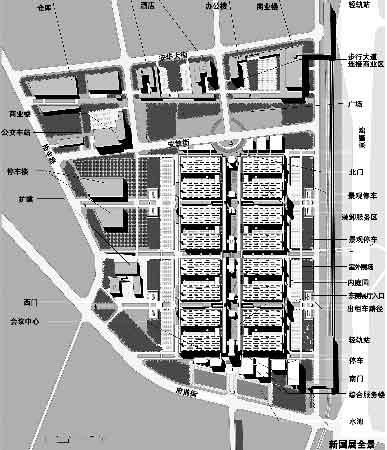 新的中国国际展览中心建成后将成国内最大展馆