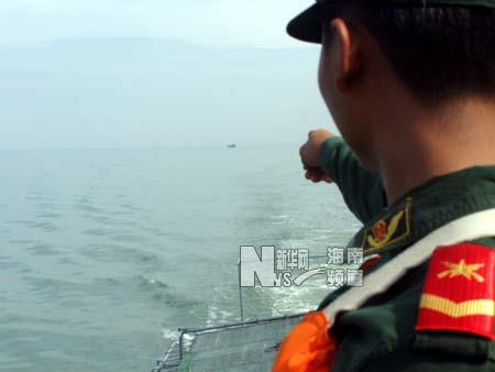 越南武装人员在北部湾抢劫我国渔船被海警击毙