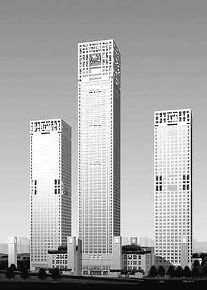 北京最高建筑物内容|北京最高建筑物版面设计