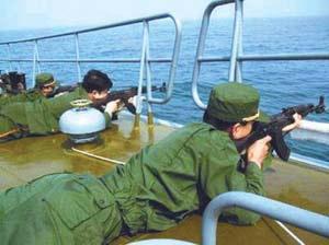 中方已掌握越南武装人员抢劫我渔船的人证物证