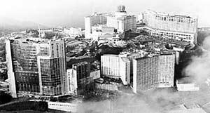 我国赌客转赴马来西亚世界第二大赌场豪赌(图)