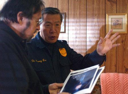央视将独家引进播出华裔神探李昌钰的传奇案例