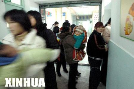 安徽11市发生流脑疫情60多人感染8人死亡